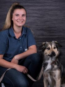 Rabea Schmidt<br><i>Tierarzthelferin</i>